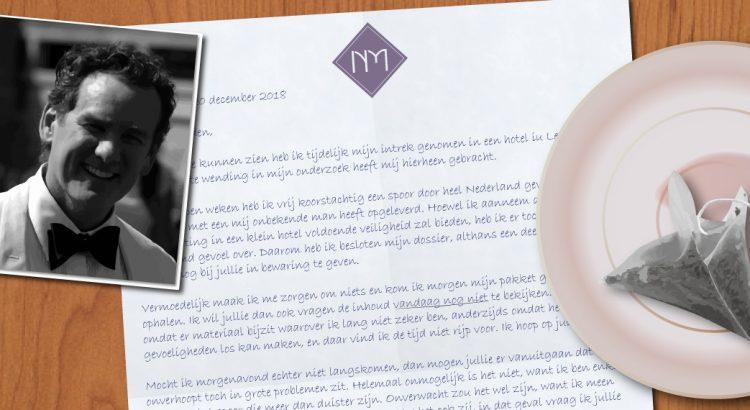 Dossier 1 - De verdwijning van Titus Karsten