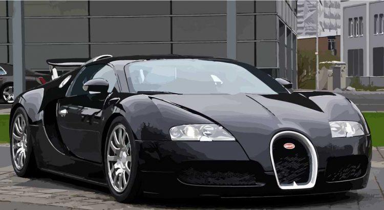 Bugatti Veyron van Bernard Heutinck