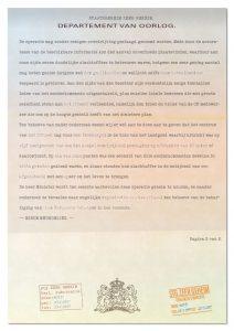 Ontcijferde brief van Bureau Bijzondere Opdrachten (pagina 2)